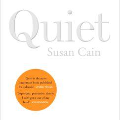 """Βιβλιοπαρουσίαση """"Quiet"""""""