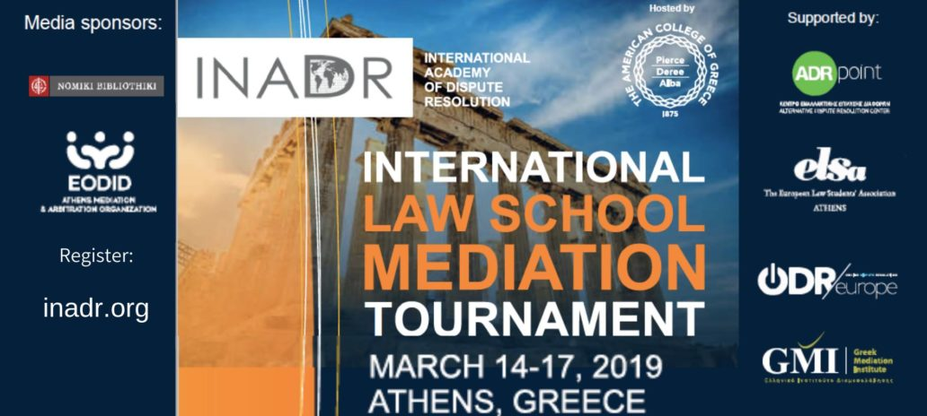 INADR International Law School Mediation Championships