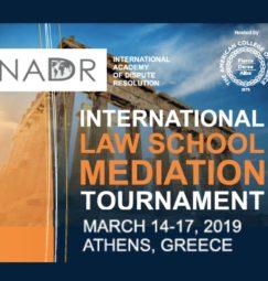 INADR International Law School Mediation Championships