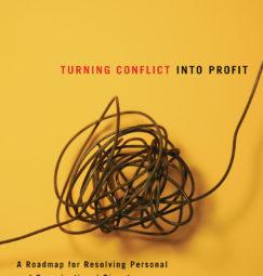 """Βιβλιοπαρουσίαση""""Turning conflict into profit"""""""