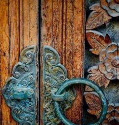 Την πόρτα που δεν διάβηκες ποτέ